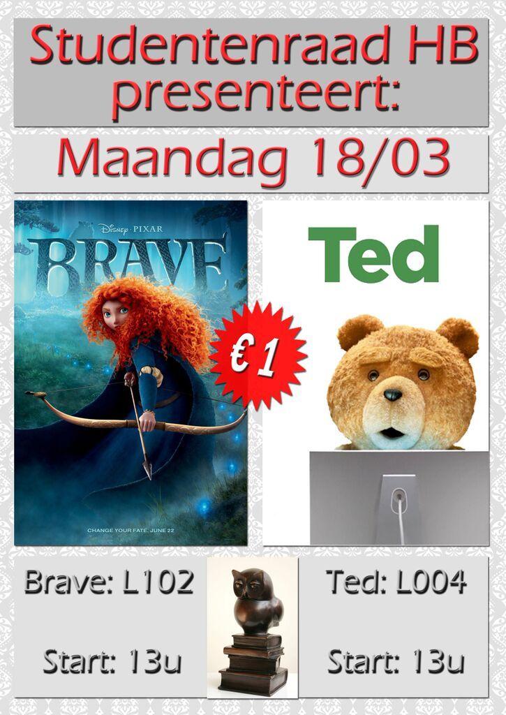 Uitnodiging filmnamiddag 2012