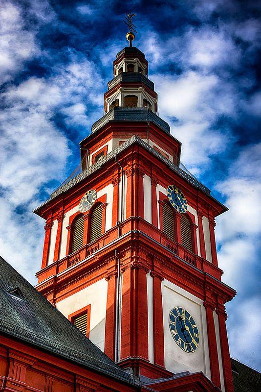 Old city hall • Mannheim • Altes Rathaus