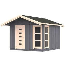Anneks Buvik (11,4 m2) fra leverandøren RKC kan du bestille hos Bygger'n