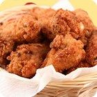 This is the crispiest, spiciest, homemade fried chicken I have ever tasted! It is equally good served hot or cold and has been a picnic favorite in my family for years.