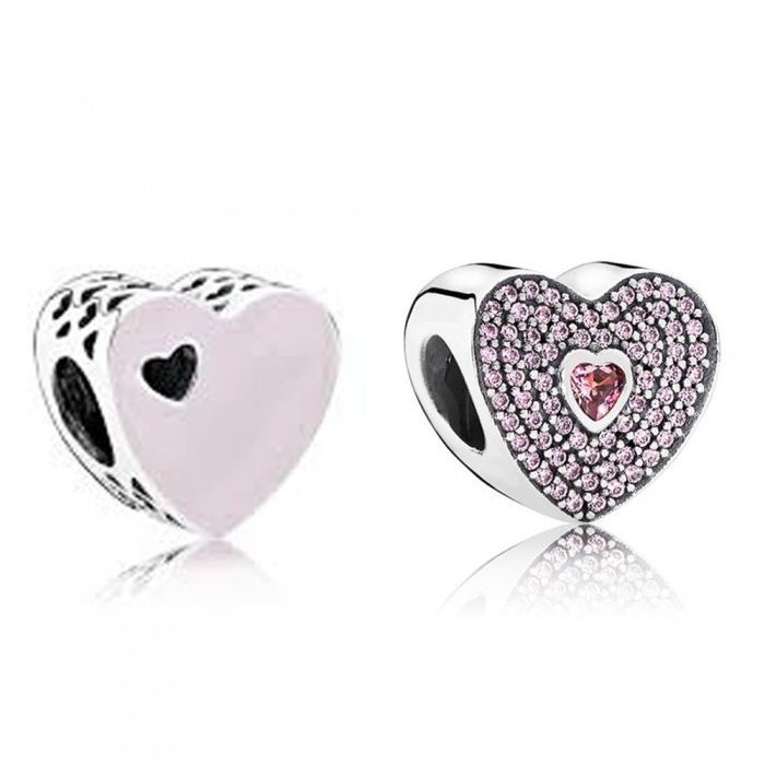 Pandora Sweet Love Charm Set Bb173