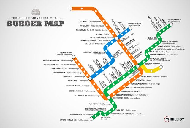 montreal metro map with streets pdf