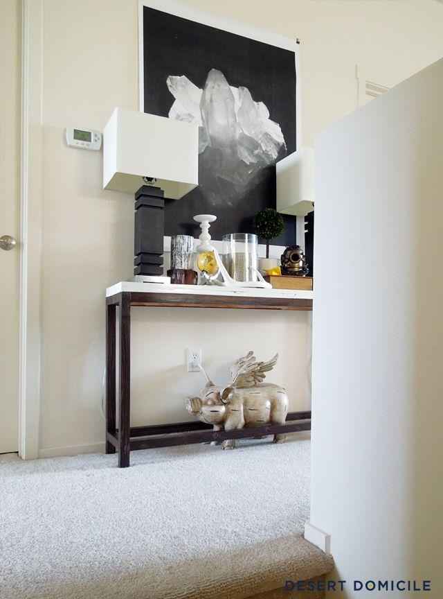 top 25 ideas about ikea console table on pinterest ikea. Black Bedroom Furniture Sets. Home Design Ideas