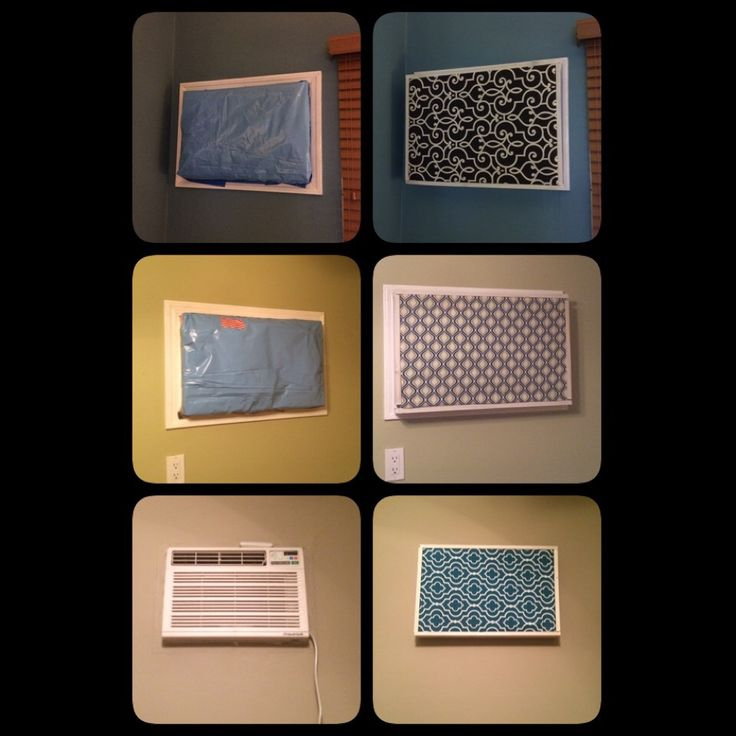 7 best ac cover images on Pinterest | Ac cover, Air conditioner ...