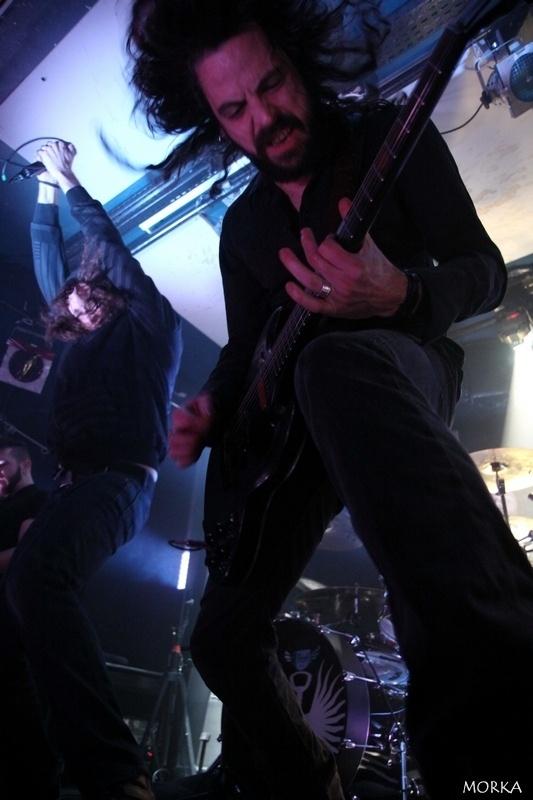 Sidilarsen, 2012-03-08 (Pub O'Sullivans, Paris, France).  #concert #live http://www.morka.fr