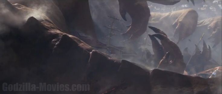 Godzilla 2014 Trailer Still Shots