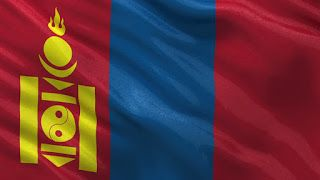 Imagehub: Mongolia Flag HD Free Download
