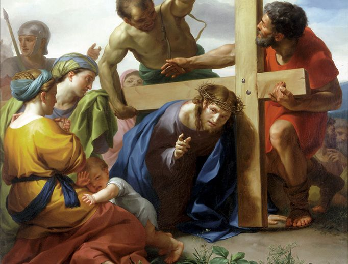 It is hard to overestimate the storm that is brewing. Only penance and a  complete housecleaning can restore credibility and t… | Catholic art, In  this moment, Jesus