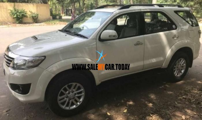 Used Fortuner For Sale In Delhi New Delhi India At Salemycar Today Used Toyota Cars For Sale Toyota Cars