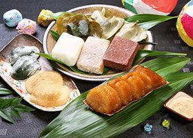 あくまきふるさとセットあくまきと豆乳おからこんにゃくの梅木屋 鹿児島