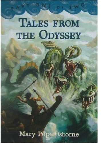 Tales from the Odyssey, Part 1: Mary Pope Osborne: 9781423128649: AmazonSmile: Books