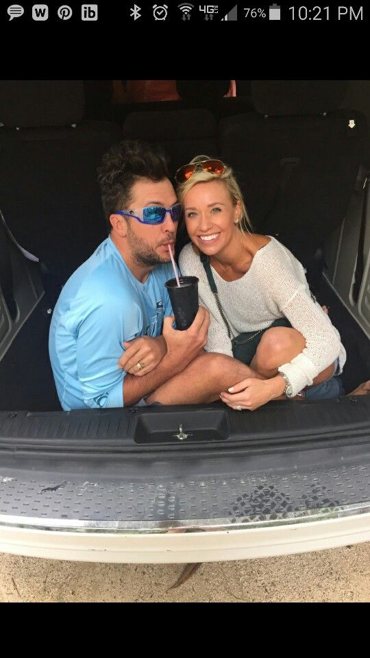 Luke and Caroline Bryan                                                                                                                                                                                 More
