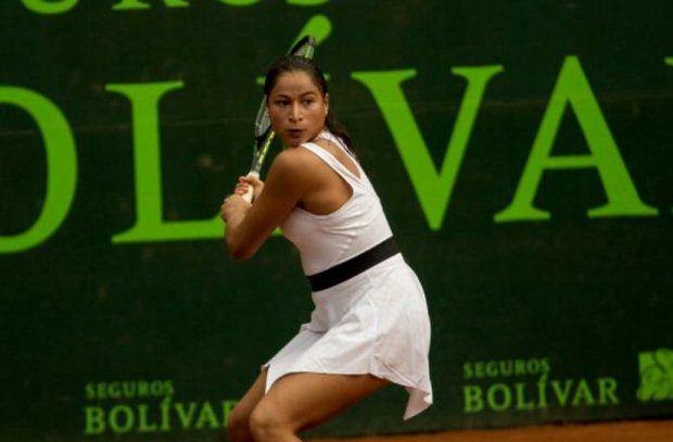 La barranquillera María Fernanda Herazo se alista para defender el título del Torneo Internacional Femenino Pereira 2017, un Futuro de 15 mil dólares