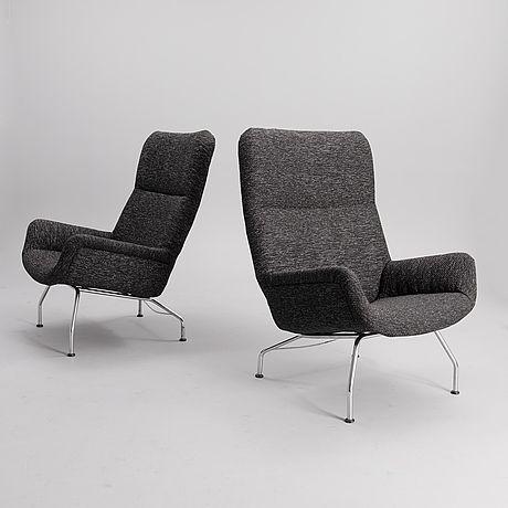 "armchair ""moderno L-67"", design by yrjö kukkapuro. made by lepokalusto finland in the 70's."