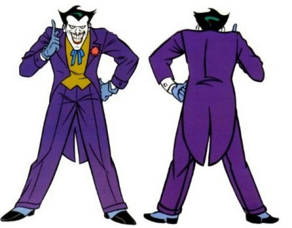 Image result for the joker suit comic