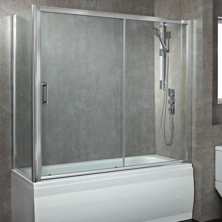 Luxury Over Bath Screens