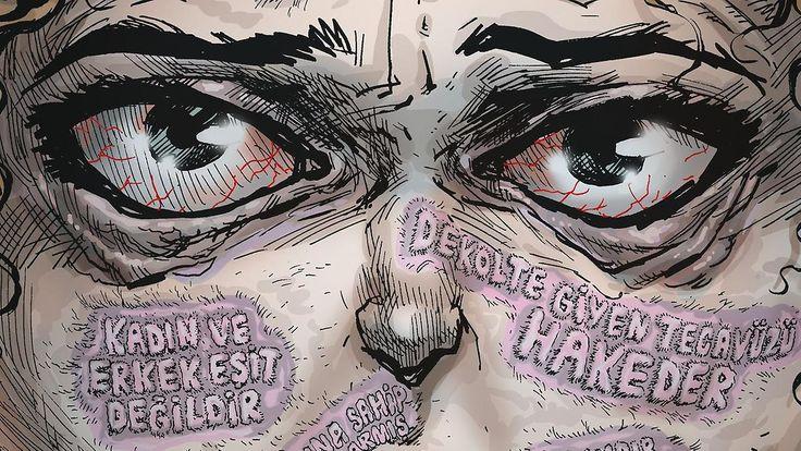 """Politische Satire in der Türkei: """"Eine Karikatur kann Probleme nicht lösen"""""""