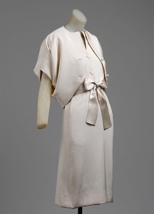 Ensemble    Cristobal Balenciaga, 1965-1966    The Metropolitan Museum of Art