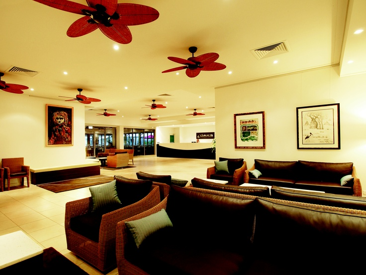 Oaks Broome - Reception Lounge