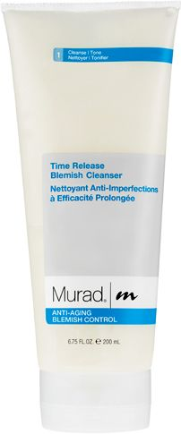 Murad A-A Blemish Control Time Release Cleanser 200 ml. - Amazing for greasy skin!