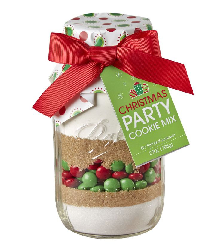 Sisters' Gourmet Christmas Party Cookie Mix | Christmas ...