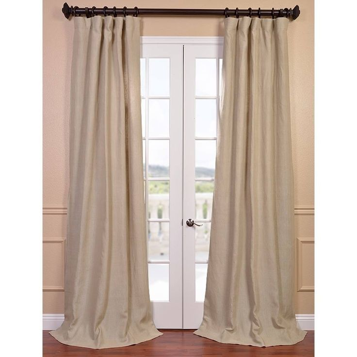 Lined Linen Drapes: 146 Curated Remodeling Ideas Ideas By Dmathews3023