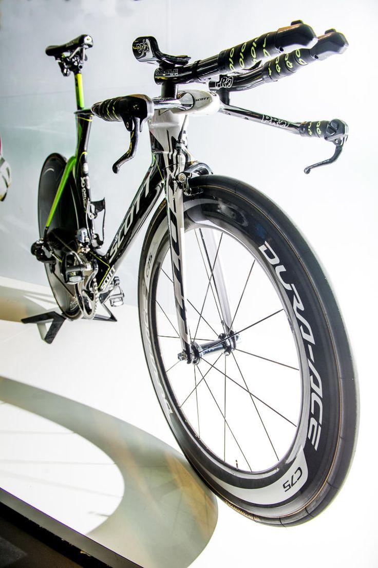 Gallery: The pro bikes of Eurobike 2013 Review - Svein Tuft's Orica-Greenedge Scott Plasma TT!