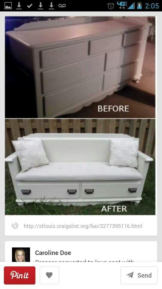 Dresser repurposed