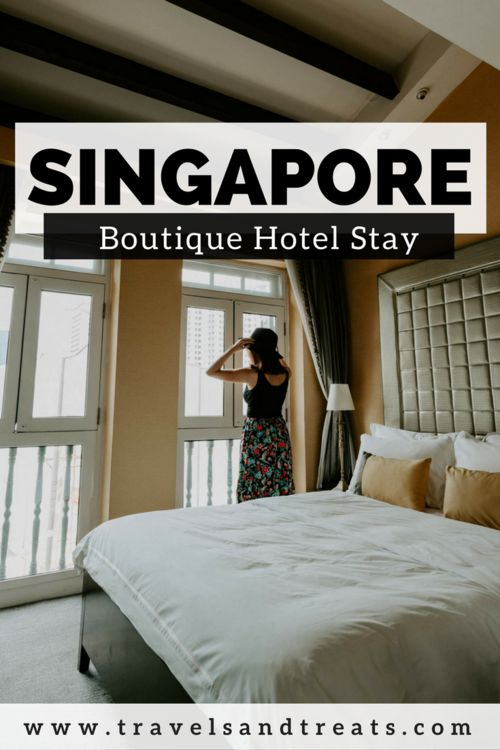 A romantic boutique hotel in Singapore for couples | The Scarlet Singapore