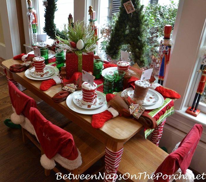 32 best ideas about Table Decorations on Pinterest Tis the season - christmas decors
