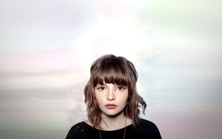 Lauren Mayberry of CHVRCHES