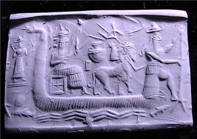 SUMERIAN-FLOOD-STORY-TABLET    There are very many stories written by the Sumerian's that is almost word for word in the bible. They wrote their stories in 2000 BC