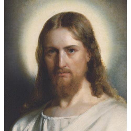 1 our lord jesus christ 1735 pinterest carl bloch christ voltagebd Images