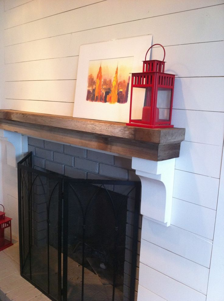 fireplace mantles can sport - photo #37