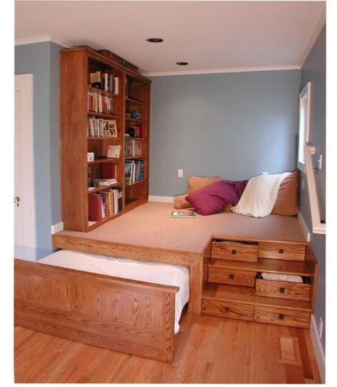Spare room? Reading nook?
