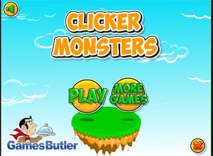 #Cookie_Clicker, #CookieClicker, #Cookie_Clicker_play, #Cookie_Clicker_game, #Cookie_Clicker_online Clicker Monsters: http://cookieclickerplay.com/clicker-monsters.html