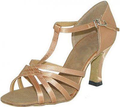 Exclusive Dance Shoes Damen Tanzschuhe Latein caramel 55mm Absatz - http://on-line-kaufen.de/exclusive-dance-shoes/35-5-eu-exclusive-dance-shoes-damen-tanzschuhe