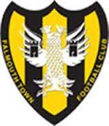FALMOUTH TOWN FC    -  FALMOUTH  - cornwall-