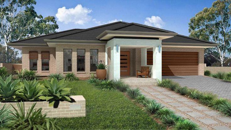 Monier Pgh Colourtouch House Monier Roof Tiles Horizon