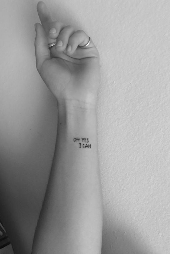 81 Small Meaningful Tattoos for Women Permanent and Temporary Tattoo Designs