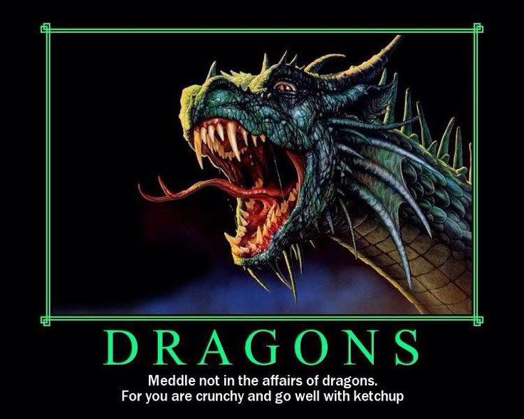 Dragons | RPG | Dragon quotes, Dragon, Funny dragon