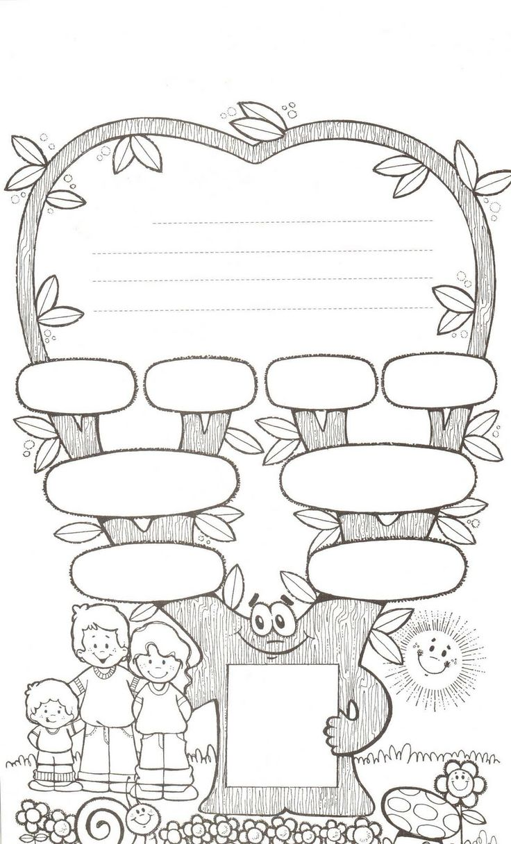 Printables Family Tree Worksheet For Kids 1000 images about family printables on pinterest tree learningenglish esl worksheet free printable worksheets made by teachers pri