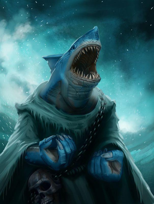 lanny shark puppy