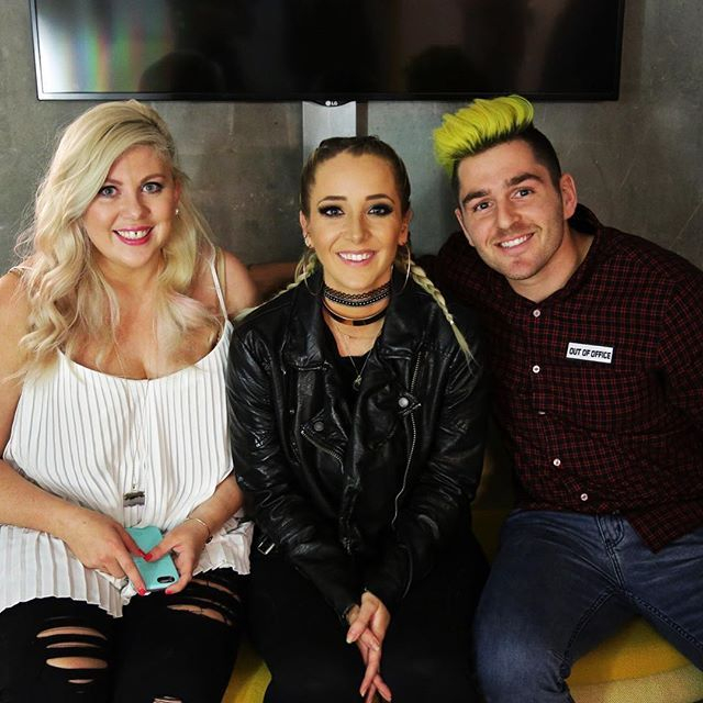 I had the best time doing our Q&A and meet and greet at the YouTube Space…