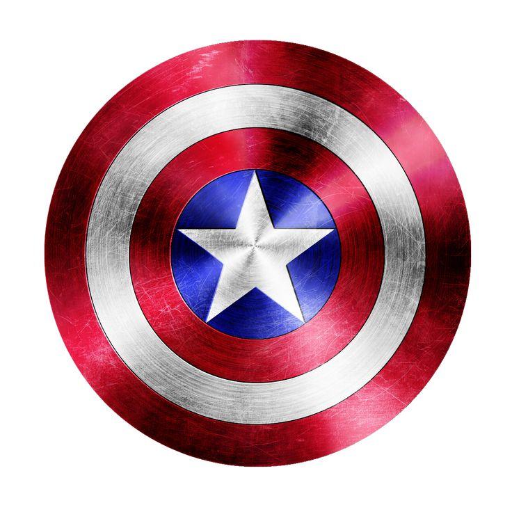 Captain America's sheild elbow peice