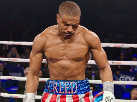"""Michael B Jordan Gets Jacked For Movie, """"Creed"""" If you have seen the movie previews for the new Rocky movie titled """"Creed"""" – you probably noticed that Michael B Jordan got seriously YOKED! This guy underwent one of the most serious body transformations you will ever see on the big screen. In just 6 months Michael B Jordan went from a somewhat skinny actor to a jacked and chiseled on screen boxer starring as Apollo Creed's boxing prodigy son – trained by Rocky himself. This was obviously a…"""
