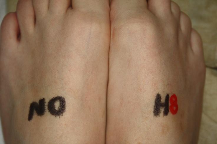 No H8