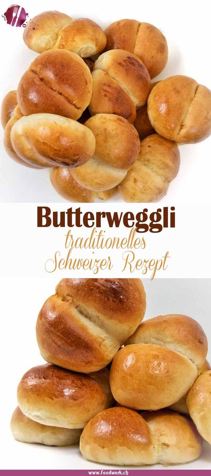 Brot gibt es unzähligen Varianten. Eine davon sind diese Weggli. So richtig flaumige Butter- oder Milch- Weggli wie vom Bäcker. Das traditionelle Rezept ist einfach zu backen und hohlt so manche Kindheitserinnerung hervor. #brot #backen #erinnerungen #rezeptideen #rezept #Frühstück #jause #soft