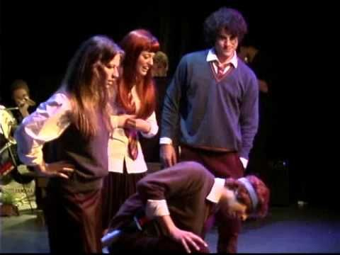 """A Clue:  http://teamstarkid.com/c1u3.html      Harry learns he's not alone when his friends find him and let him know that love's all they need to make it through.     """"A Very Potter Musical"""" is an unofficial, fan-made, parody show.    """"Not Alone"""" Lyrics (by Darren Criss):    GINNY:  Ive been alone   surrounded by darkness   and Ive seen how hea..."""