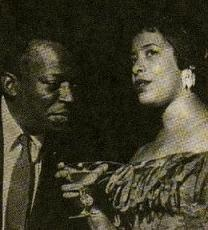 Miles Davis and Shirley Horn